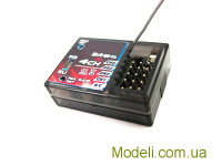 4channels 2.4G Receiver (Waterproof)