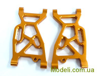 Alum Front Lower Susp Arm 2P (Gold)