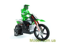 Мотоцикл 1: 4 Himoto Burstout MX400 Brushed (зелений)