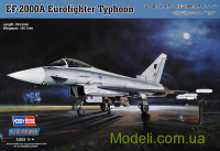 Истребитель EF-2000 Eurofighter Typhoon