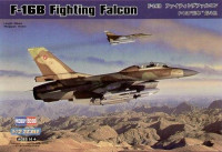 Истребитель F-16B Fighting Falcon