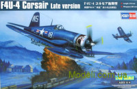 Истребитель F4U-4 Corsair late version