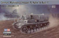Немецкий танк Munitionsschlepper Pz.Kpfw. IV Ausf. F