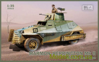 Бронеавтомобіль Marmon-Herrington Mk.II Middle East type