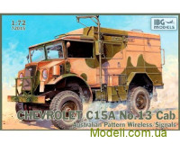 "Автомобиль Chevrolet C15A No.13 ""Cab Australian Pattern wireless/signals"""