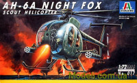 Вертолет Ah-6 Night Fox