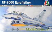 Истребитель EF-2000 Eurofighter