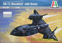 "Розвідник SR-71 ""Black Bird"""