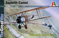 Биплан Sopwith Camel, 1 МВ
