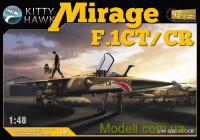Истребитель Mirage F.1 CT/CR