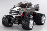 MZ Monster r / s DODGE RAM 1500 Gun Metall