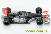 Модель MF-010 r / s McLaren Mercedes MP4-22 No.1 на шасі MF MINI-Z F1