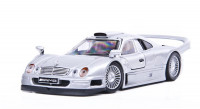 Автомодель  Mercedes CLK-GTR street version (серебристый)