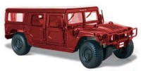 Автомодель Hummer (4-Door Wagon) (червоний)