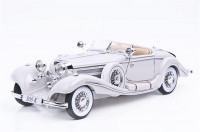 Автомодель Mercedes-Benz 500 K Typ Specialroadster (1936) Macharadga (білий)