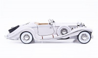 Автомодель Mercedes-Benz 500 K Typ Specialroadster (1936) Macharadga (белый)