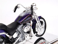 MAISTO  39360-42 Модель мотоцикла Harley-Davidson 2001 FXSTS Springer Softail