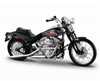 Модель мотоцикла Harley-Davidson 1997 FXSTSB Bad Boy