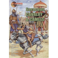 Saracens cavalry & camels