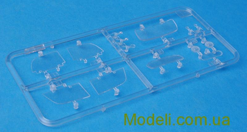 Сборная модель MiniArt Металлические телеграфные столбы 35529М