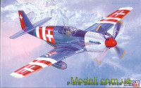 "Истребитель P-51B ""Swiss Air Force"""