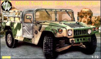 M988 US two man cab troop carrier HMMWV