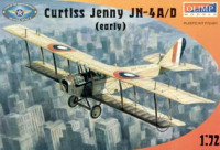 Curtiss Jenny JN-4A / D (early) WWI USAF fighter