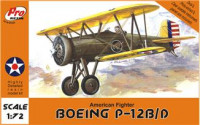 Boeing P-12B/D USAF fighter