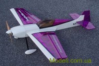 Самолет р/у Precision Aerobatics Katana Mini, 1020мм KIT (фиолетовый)