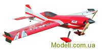 Самолет р/у Precision Aerobatics XR-61 1550мм KIT (красный)
