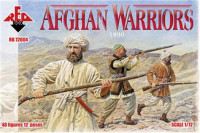Afghan Warriors, 1890