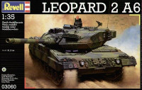 Танк Леопард (Leopard) 2 A6