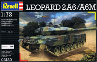 Танк Leopard 2 A6M