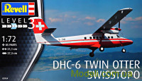 Пассажирский самолет DHC-6 Twin Otter