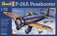 Истребитель P-26A Peashooter