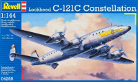 Авіалайнер Lockheed Constellation C-121C