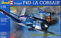 Истребитель Vought F4U-1D Corsair