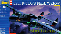 Истребитель P-61A/B Black Widow