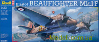 Истребитель Bristol Beaufighter Mk. I F