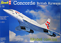 Літак Concorde British Airways