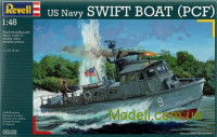 Лодка US Navy Swift Boat (PCF)