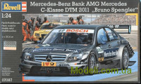 "Автомобиль Mercedes-Benz Bank AMG Mercedes C-Class DTM 2011 ""B. Spengler"""