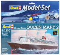 "Revell  65808 Океанский лайнер ""Queen Mary 2"""
