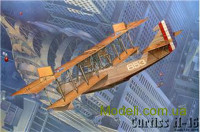 Истребитель-биплан Curtiss H-16