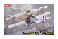 Истребитель-биплан Sopwith F.1/3 Comic