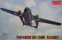 Самолет Fairchild AC-119K  Stinger
