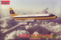 Лайнер Bristol 175 Britannia Monarch Airlines