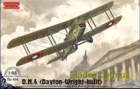 Самолет D.H.4 (Dayton-Wright-built)