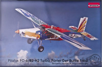 Самолет Pilatus PC-6/B1-H2 Turbo Porter