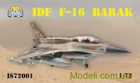 """Израильский самолет F-16 """"Barak"""""""